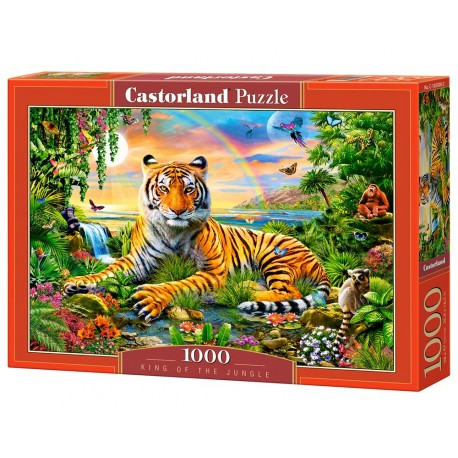 Puzzle, 1000 bit, King of the Jungle